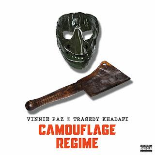 Vinnie Paz & Tragedy Khadafi - Camouflage Regime (2019)