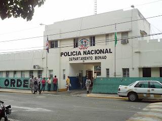Resultado de imagen para Policía en Bonao