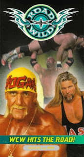 WCW Road Wild 1999 - Event poster