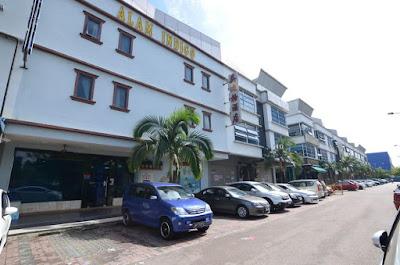 Hotel Bajet di Johor Bahru RM55