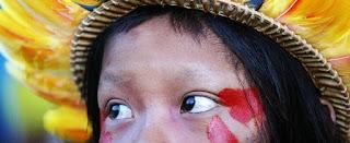 Criança indígena é assassinada em aldeia com um socador de pilão