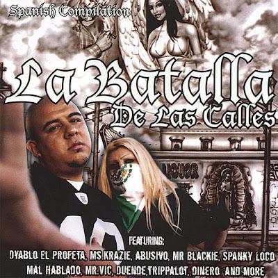 V. A - La Batalla De Las Calles