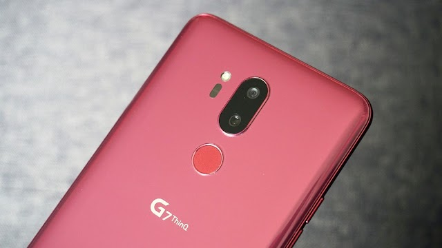 best phone new 2018 LG G7 THINQ review