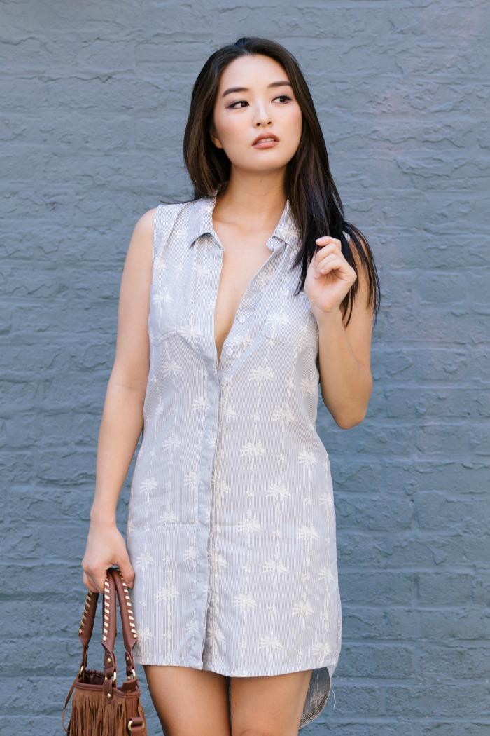 Velvet Heart tank dress