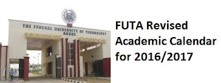 Image of  Federal University of Technology Akure (FUTA) gate and logo