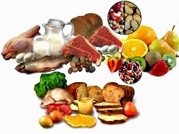 Ejemplos de alimentos a consumir para ganar masa muscular y mantener una buena salud