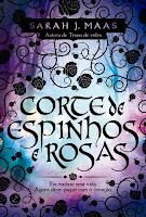 Portada Brasil - Una corte de rosas y espinas