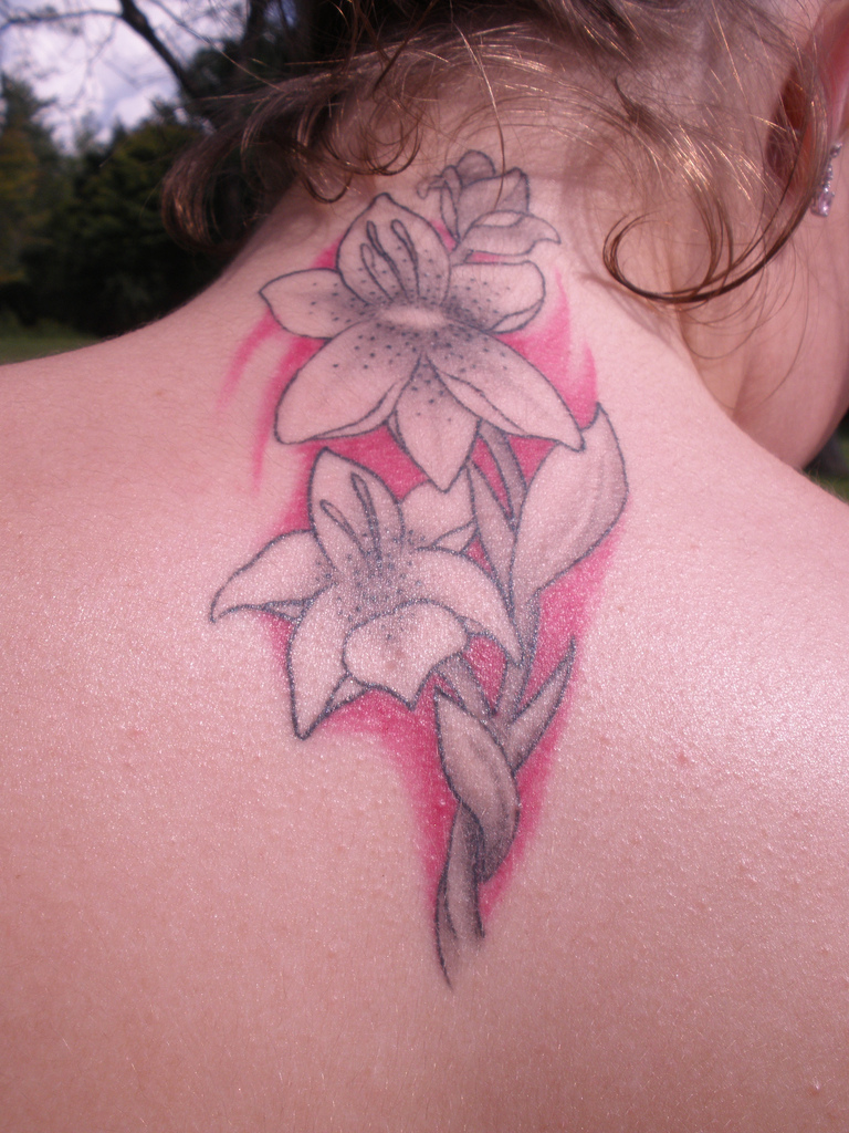Cool Flower Tattoos: Unique Tattoos: Cute Tattoos For Cute Bodies