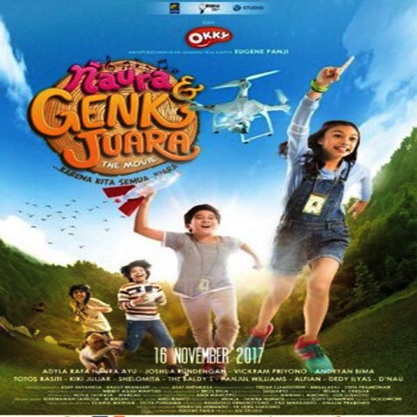 Download Film Naura & Genk Juara (2017) Bluray Full Movie