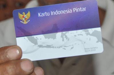 Mei, Distribusi Kartu Indonesia Pintar Ditargetkan Tuntas