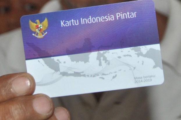 Mendikbud : Mei, Distribusi Kartu Indonesia Pintar Ditargetkan Tuntas