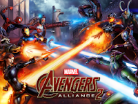 Download Game Android Marvel Avengers Alliance 2 MOD APK 1.0.2 Terbaru 2016