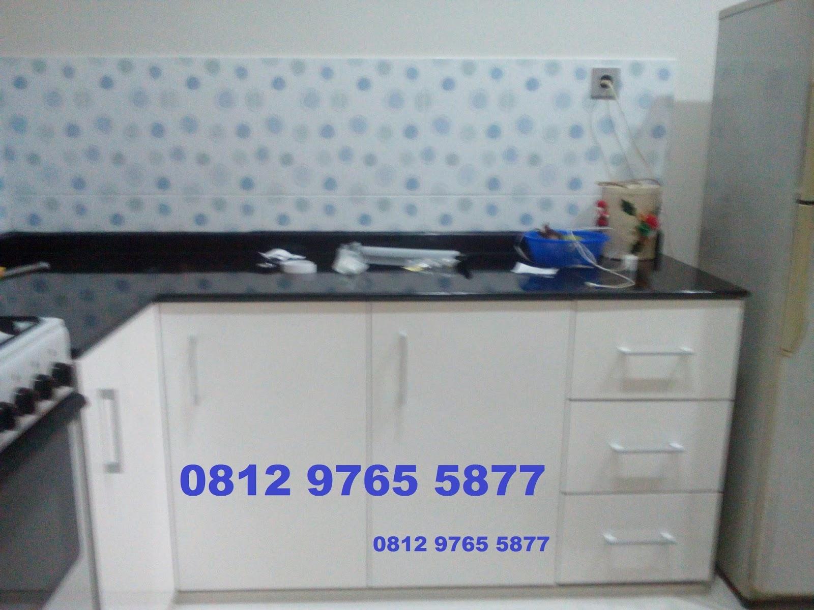 Jasa kitchen set murah di ciomas Bogor 081297655877