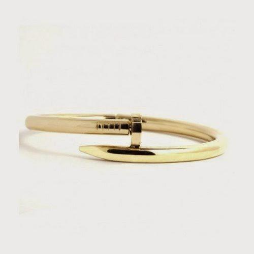 """Gold Bracelet"""