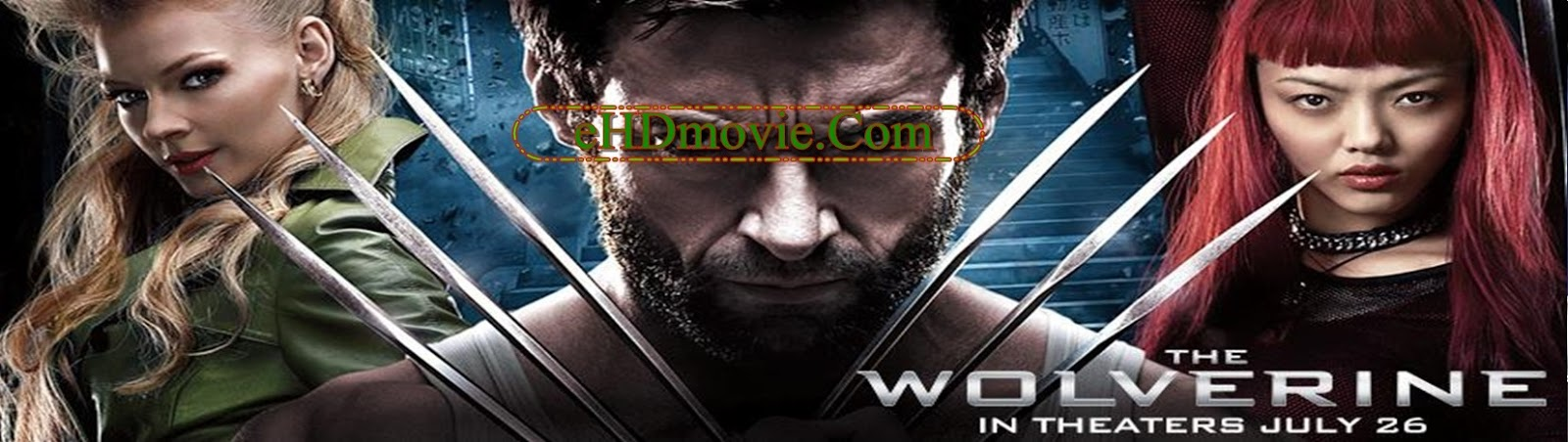 The Wolverine EXTENDED 2013 Full Movie Dual Audio [Hindi – English] 1080p - 720p - 480p ORG BRRip 400MB - 1.7 - 2.8GB ESubs Free Download