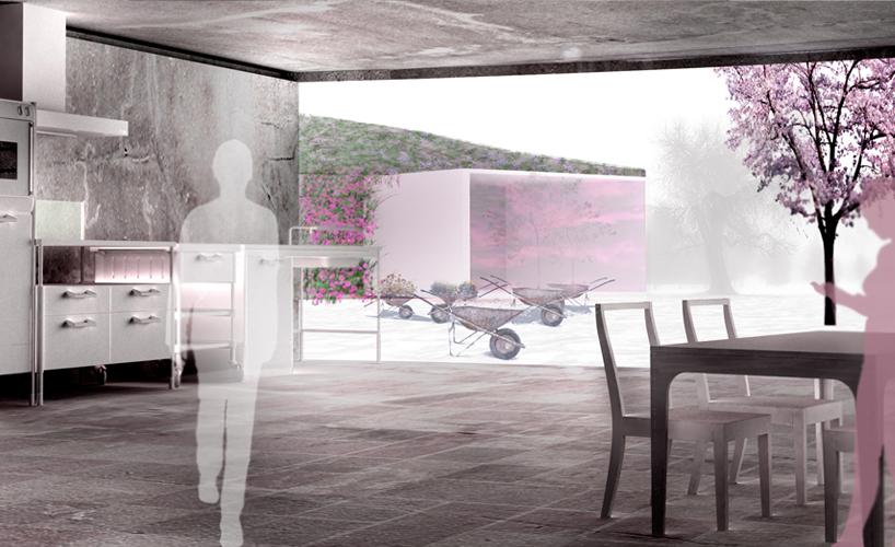 O Designtecture Female Prison By Ooiioo Architecture