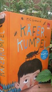 das Buch Käferkumpel