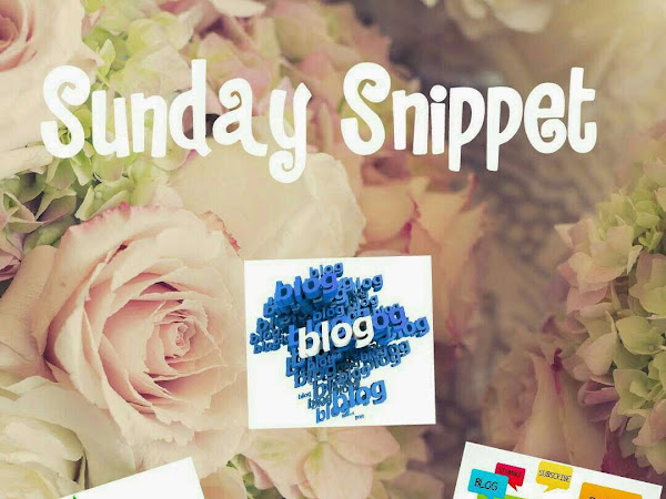 Sunday Snippet : Lipstains and Lace