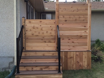 calgary deck materials