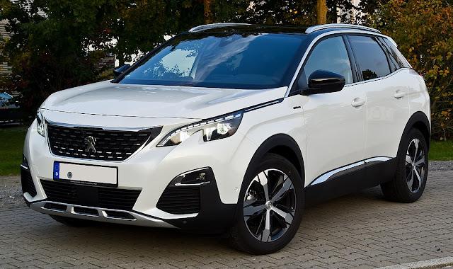 Peugeot 3008 2017 convocado para recall - risco de incêndio