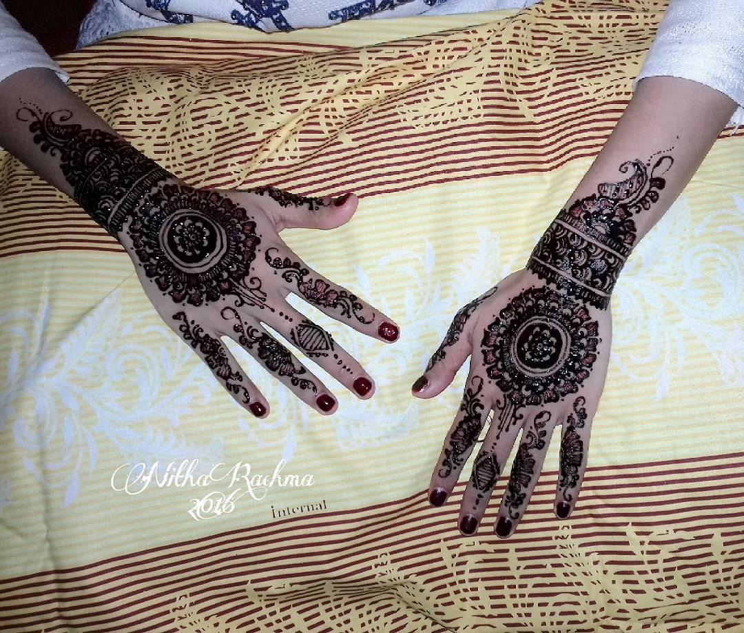Henna Pernikahan Depok 085711321222 JASA LUKIS HENNA ART