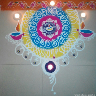 Top Deep Jyoti Rangolis