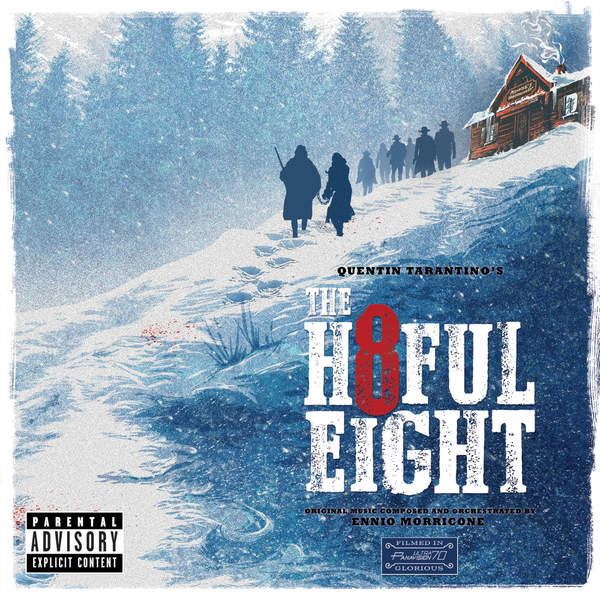Various Artists - The Hateful Eight (Original Motion Picture Soundtrack) Cover