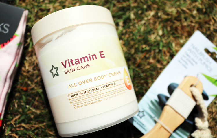 Superdrug Vitamin E All Over Body Cream review