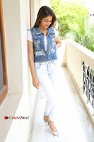 Telugu Actress Lavanya Tripathi Latest Pos in Denim Jeans and Jacket  0070.JPG