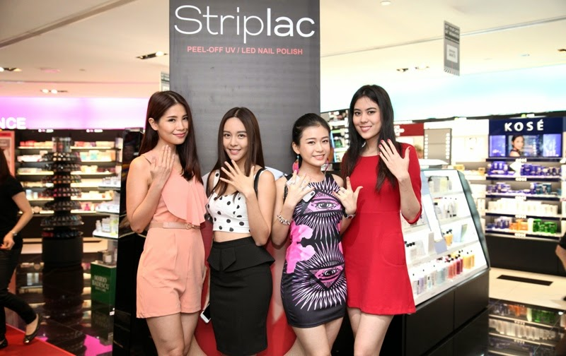 Alessandro Striplac in Sephora Malaysia, Alessandro Striplac, Sephora Malaysia, peel-off UV LED nail polish, peel off nail polish
