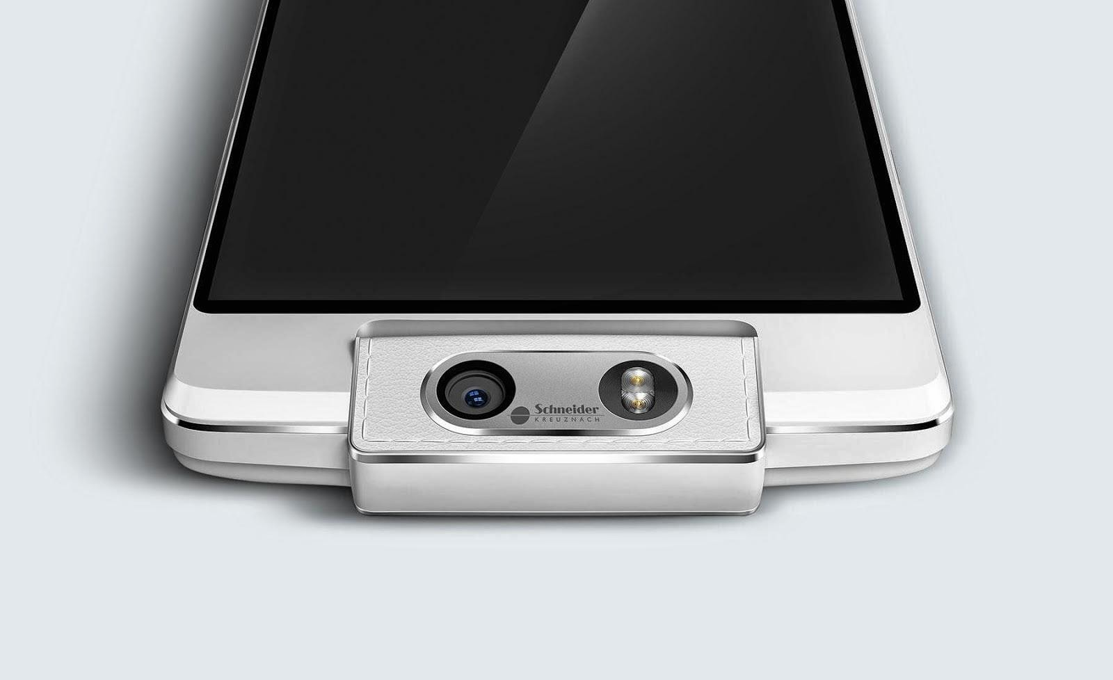 Kamera Putar Otomatis - OPPO N3