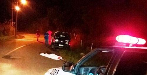Jovem é executado com 3 tiros na cabeça na RMC