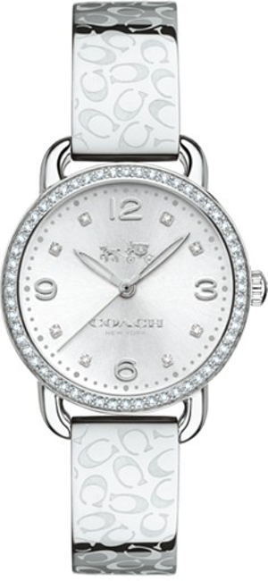 Coach Women's Delancey Stainless Steel Bracelet Watch.