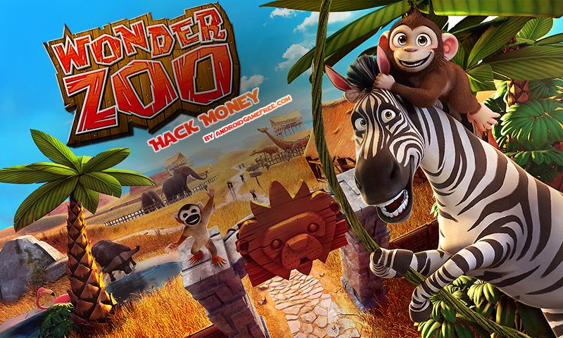 wonder zoo hack game download