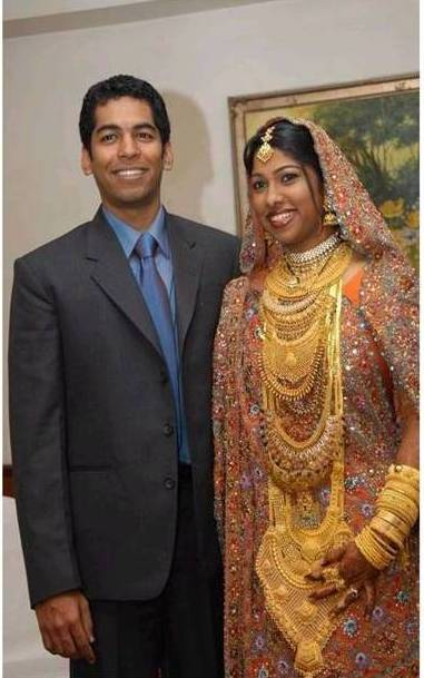 Javed Miandad Son Wedding Pictures