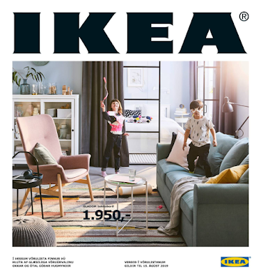 IKEA Catalog 2019 → Ísland (Iceland)