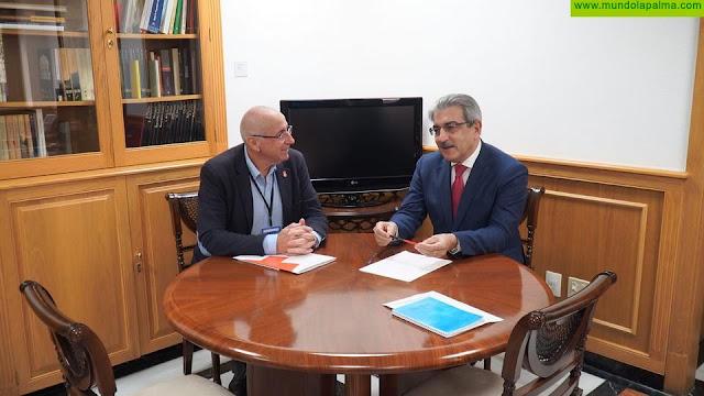 Vicepresidencia destina 500.000 euros a Cruz Roja para la atención a colectivos vulnerables