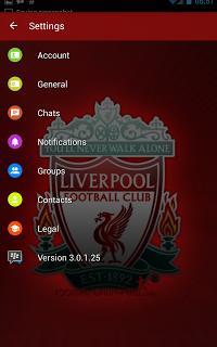 BBM Liverpool v3.0.1.25 APK