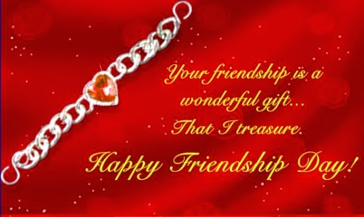 Friendship Day 2017 Message & Images