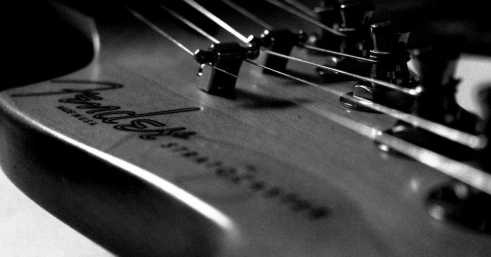 Fender Jazz Bass Head Music Hd Wallpaper Bronze Wallpapers