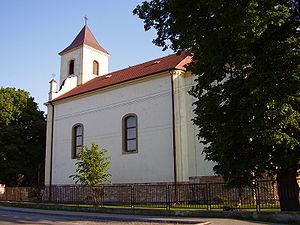 kostol Jarovce