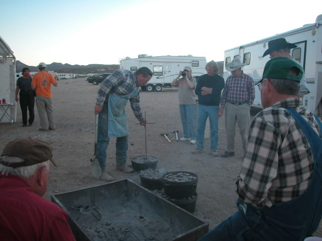 Dirt Cruising in the Tin Can: Stillwell Ranch, Big Bend, Texas