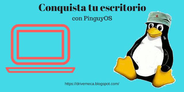 Como instalar PinguyOS paso a paso