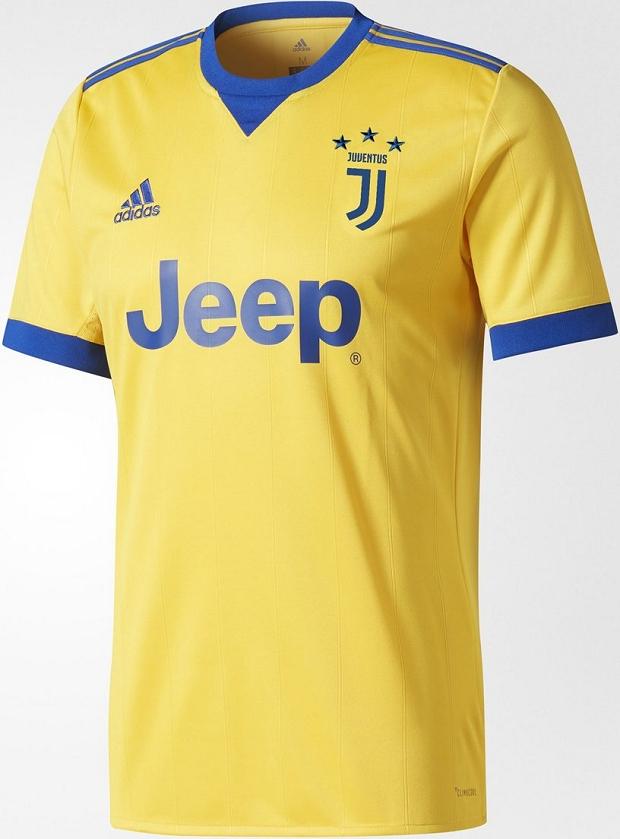 c93750d76e Adidas lança a nova camisa reserva da Juventus - Show de Camisas