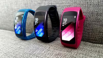 Batería Samsung Gear Fit 2