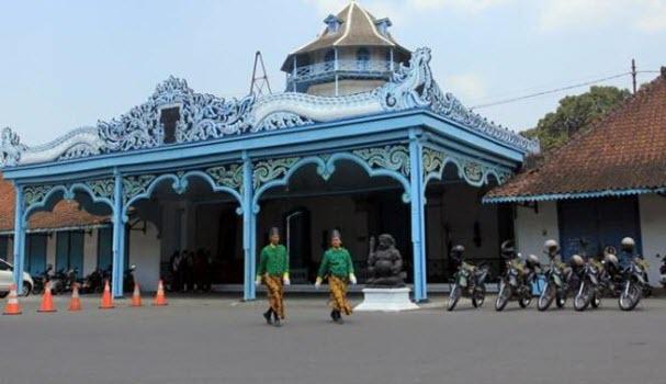 Keraton Solo Indonesia