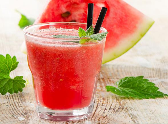 Jus Semangka Kiwi, Cocok untuk Diet dan Membuang Racun Tubuh
