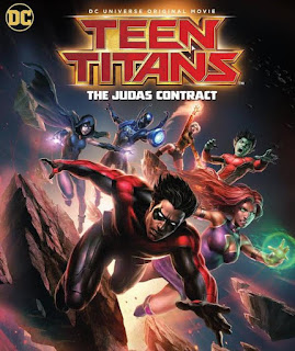 Teen Titans The Judas Contract ทีนไททั่นส์ (2017) [พากย์ไทย+ซับไทย]