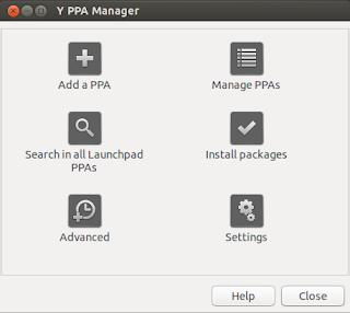 Y PPA Ubuntu Linux trikovi