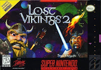 The Lost Vikings II PT/BR